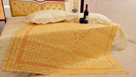 Chiếu trúc màu vàng nhã nhạn và tinh tế